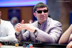 Leon Tsoukernik the 2012 craps champion of the world