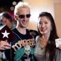 "2011 champion Bertrand ""ElkY"" Grospellier and girlfriend Cathy Hong (Photo credit: Neil Stoddart)"