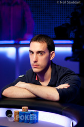 Daniel Gomez eliminated in 8th place