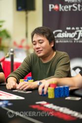 Nicholas Wong - 2nd Place