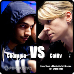 Heads Up (Charania v Cailly)