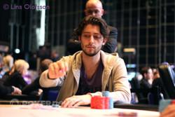 Igor Kurganov the €25,000 High Roller champion