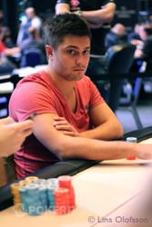 Max Lykov - 8th Place