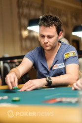 JP Kelly hoping to cash in event #2