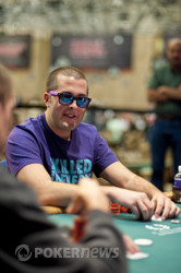 Andrew Badecker looking to defend his title