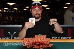 Francesco Barbaro - 2011 $1,500 Omaha Hi-Low Split 8-or-Better Champion