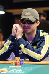 Anthony Gargano - 9th place