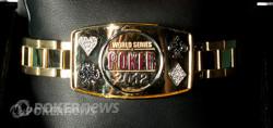 2012 WSOP Standard Bracelet