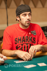 Jason Mercier just couldn't get going today