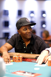 Raymond Davis out in 8th