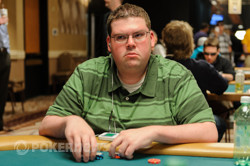 Eric Froehlich is making another heads-up tournament run