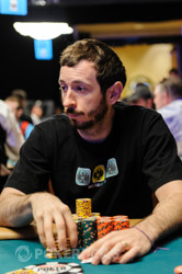 Brian Rast starts today 2nd in chips