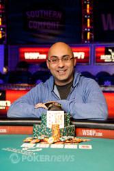 Ashkan Razavi - Champion