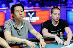 Derrick Huang and Ryan Olisar