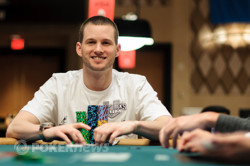 Tristan Wade just made his second WSOP cash this year