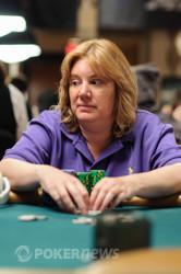 Kathy Liebert is running good this WSOP.