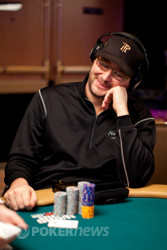 Can Phil Hellmuth make back-to-back final tables?