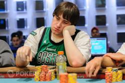 Justin Schwartz - 9th place