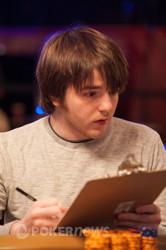Alexander Krapivinsky - 11th place