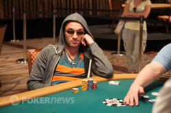 Nick Maimone is in command heading into Day 2