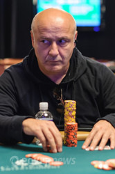 No fourth bracelet for Farzad Bonyadi