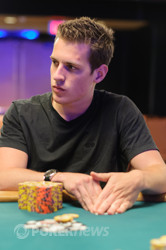 Timex proves how fickle poker can be. Third place to zero place in just two hands.
