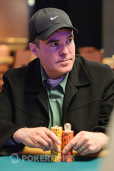 Cary Katz eliminated in 17th place