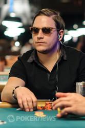Matt Marafioti earlier during this WSOP
