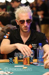 Elky Grospellier eliminated in 18th place