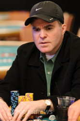 Cary Katz back in contention