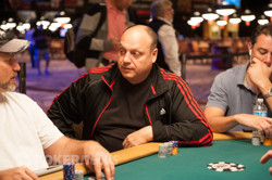 Jeff Lisandro is still in contention