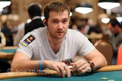 Eugene Katchalov moving into contention