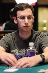 Scott Abrams (Day 2) - 10th Place.