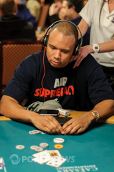 Another Day 2 for Mr. Phil Ivey