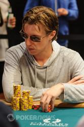 Glenn McCaffrey - 13th place