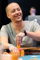 Jason Lavallee - 5th Place.