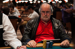Our WSOP champion is still in the hunt for a 2nd bracelet
