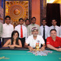 The team at Jim's Room at Casino Bellagio, Colombo
