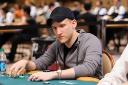 Jason Somerville kept his cool.