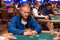Jason Koon failed to induce any betting.