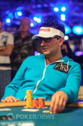 Antonio Esfandiari - 12th place