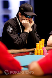 Phil Hellmuth can smell number twelve.