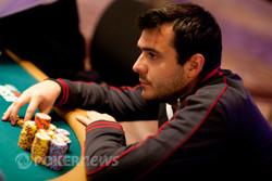 Dimitar Danchev doubles through MacPhee
