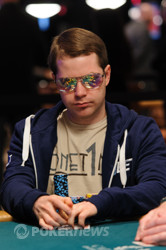 Jonathan Little is out earlu in Event #59