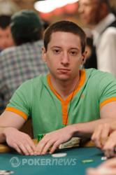 Ryan Olisar during day 1