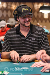 Phil Hellmuth exited politely.