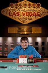 WSOP Gold Bracelet Winner Steven Loube