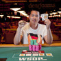 WSOP Gold Bracelet Winner 2012 Kenny Hsiung