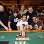 WSOP Gold Bracelet Winner Kenny Hsiung and friends