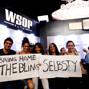 Vanessa Rousso, Tiffany Michelle, Maria Ho and  Liv Boeree supporting Vaneesa Selbst